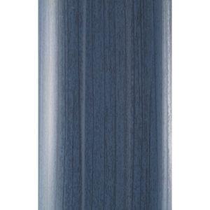 Напольный пластиковый плинтус пвх Идеал Комфорт к55 Синий 024 (ideal Comfort 55х22х2500 мм)