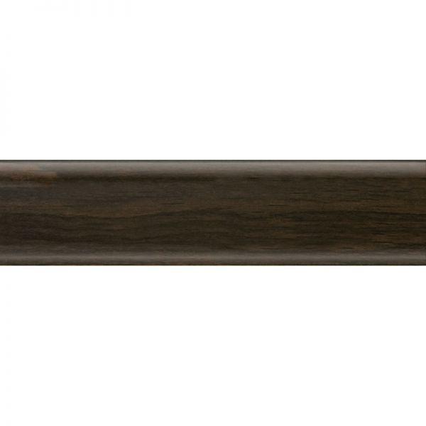 Плинтус пластиковый Salag (Салаг) напольный, NFG62 62х15x2500 мм. 24 венге / шт.