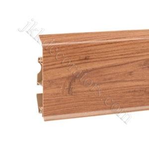 Плинтус пластиковый Korner EVO-70 с кабель-каналом, Natural Collection, 70x20.7x2500 мм. Античный дуб 25-70-0-010 / шт.