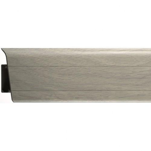Высокий плинтус Royal, Дуб Светло-серый 270