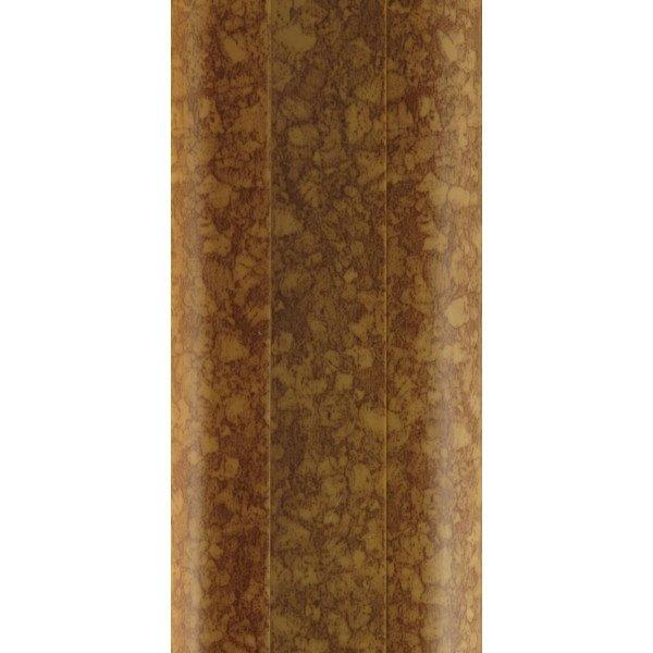 Напольный пластиковый плинтус пвх Идеал Комфорт к55 Пробка 356 (ideal Comfort 55х22х2500 мм)