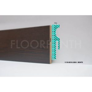 Плинтус МДФ Floorplinth 80x16x2070 3854 Венге / шт.