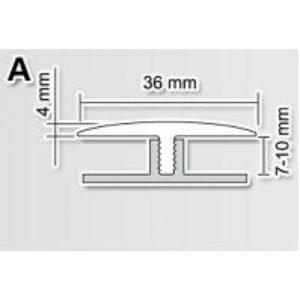 База А 7-10мм к профилю Polmar 3м / шт.