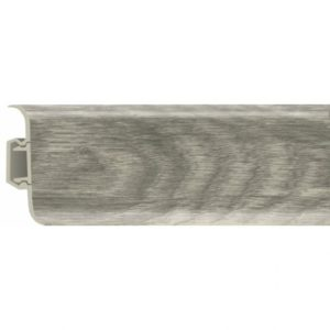 Плинтус ПВХ Rico (52 мм) Дуб Норвежский 47