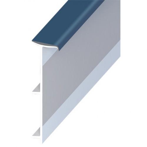 Плинтус Rico carpet для ковролина, Синий 517