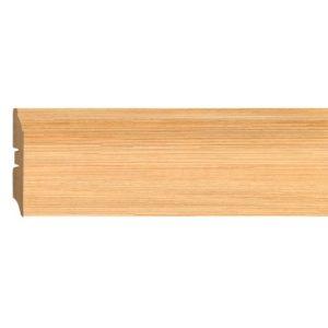 Плинтус МДФ Smartprofile 3D wood (82 мм) Клён