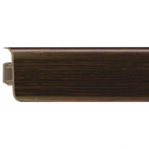 Плинтус ПВХ Rico (52 мм) Дуб Монако 92