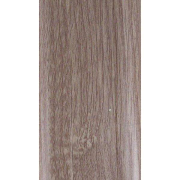 Напольный пластиковый плинтус пвх Идеал Комфорт к55 Дуб Кофейный 207 (ideal Comfort 55х22х2500 мм)
