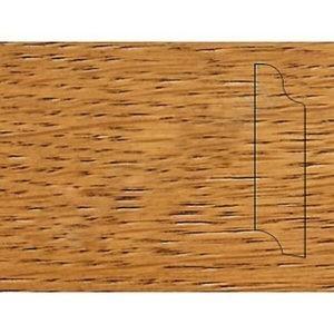 Плинтус Pedross массивный различной длины Дуб Рустик 70x18x(1800-3200) мм
