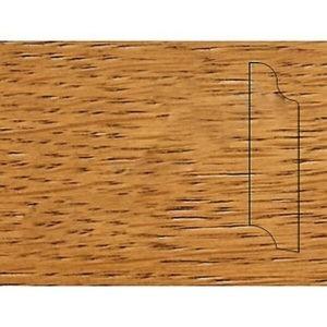 Плинтус Pedross массивный различной длины Дуб Рустик под маслом 70x18x(1800-3200) мм