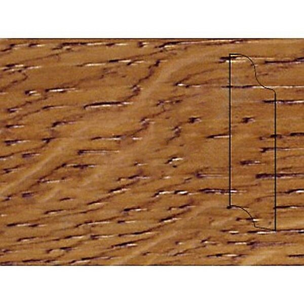 Плинтус Pedross массивный различной длины Дуб Сицилия 70x18x(1800-3200) мм