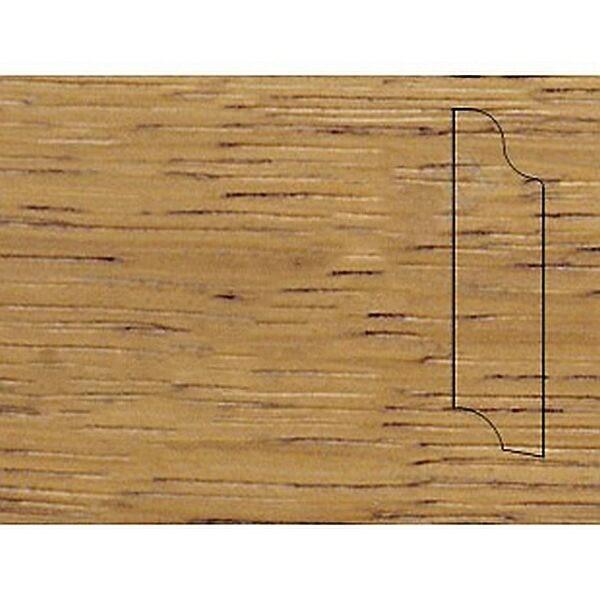 Плинтус Pedross массивный различной длины Дуб Тоскана 70x18x(1800-3200) мм