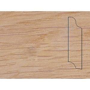 Плинтус Pedross массивный различной длины Дуб Венеция 70x18x(1800-3200) мм