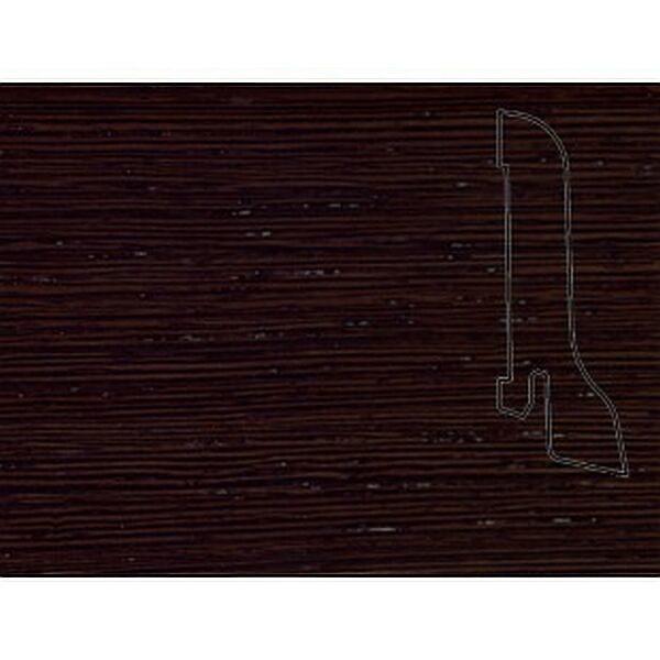 Плинтус Шпонированный Pedross 55x18x2500 Венге ориджинал / шт.