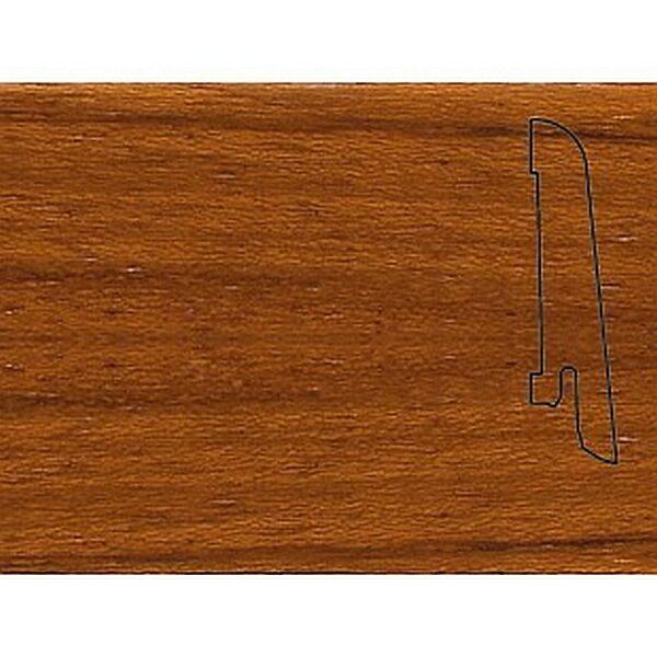 Плинтус Шпонированный Pedross 60x15x2500 Ятоба / шт.
