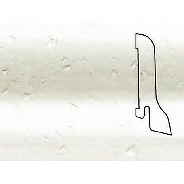 Плинтус Шпонированный Pedross 2500х60х22 Пробка белая / шт.