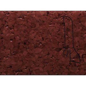 Плинтус Шпонированный Pedross 2500х60х22 Пробка коричневая / шт.