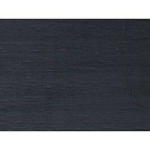 Плинтус Шпонированный Pedross 2500х70х15 Дуб черный / шт.