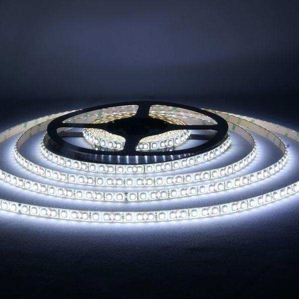 Светодиодная лента LED гибкая, самоклеящаяся (5м/уп) - для плинтуса с подсветкой, Progress profiles