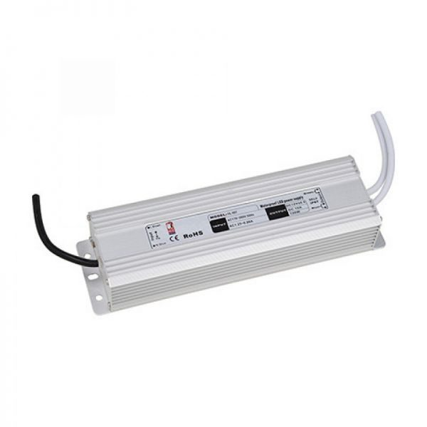 Трансформатор питания светодиодных лент LED 25W-12V (5-метров LED) - для плинтуса с подсветкой, Progress profiles ALL 2512