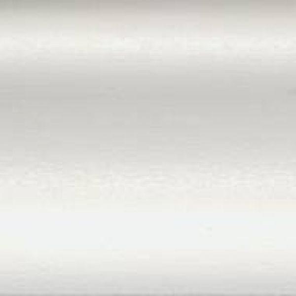 Плинтус пластиковый Dollken 60x8,5x2200 мм. Белый 117 / шт.