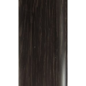 Напольный пластиковый плинтус пвх Идеал Комфорт к55 Дуб Мореный 209 (ideal Comfort 55х22х2500 мм)