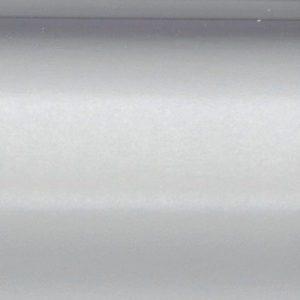 Плинтус пластиковый Dollken SL-48 2500 х 48 мм. Серый / шт.