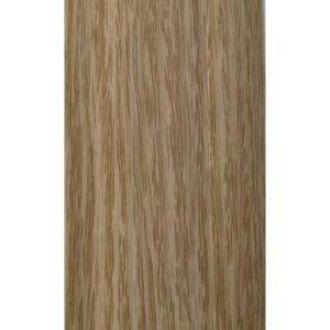 Напольный пластиковый плинтус пвх Идеал Комфорт к55 Дуб Мокко 208 (ideal Comfort 55х22х2500 мм)