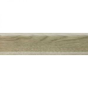 Плинтус пластиковый Salag (Салаг) напольный, NFG62 62х15x2500 мм. B3 дуб пустыни / шт.