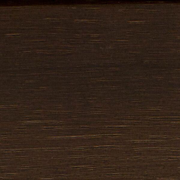 Плинтус Шпонированный Pedross 2500х80х16 дуб черный / шт.