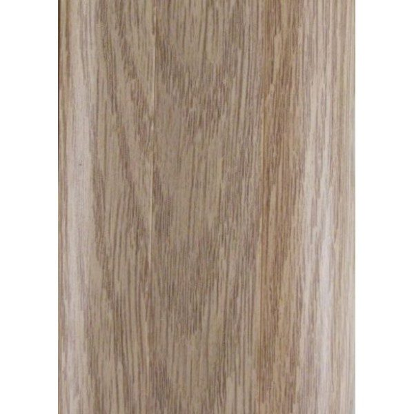 Напольный пластиковый плинтус пвх Идеал Комфорт к55 Дуб Сафари 216 (ideal Comfort 55х22х2500 мм)