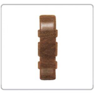 Соединитель на плинтус пластиковый Идеал Идеал Элит Е67