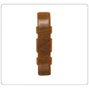 Соединитель на плинтус пластиковый Идеал Идеал Элит-Макси М85