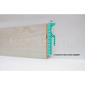 Плинтус МДФ Floorplinth 80x16x2070 FP 0022 Сосна Кашмир / шт.