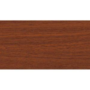 Плинтус пластиковый напольный Идеал Элит-Макси, 85х25х2500 мм. М85 Орех темный 293 / шт.