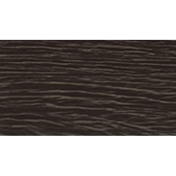Плинтус пластиковый Идеал (Ideal) Комфорт, 2500 х 55 мм. К55, Дуб мореный 209 / шт.