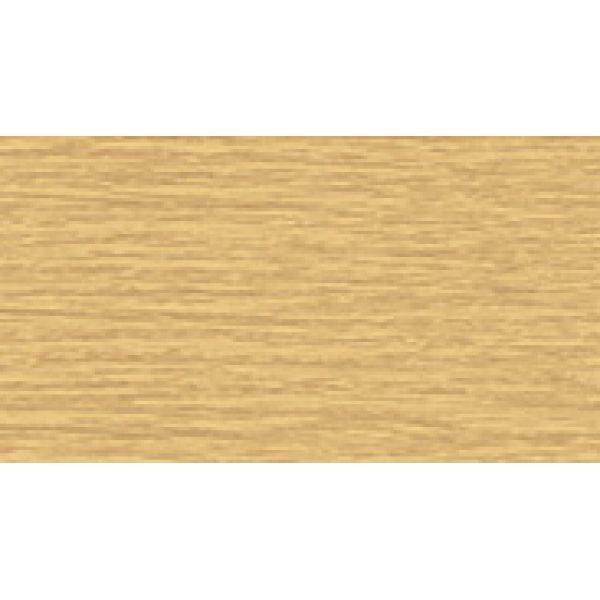 Плинтус пластиковый Идеал (Ideal) Комфорт, 2500 х 55 мм. К55, Дуб светлый 212 / шт.