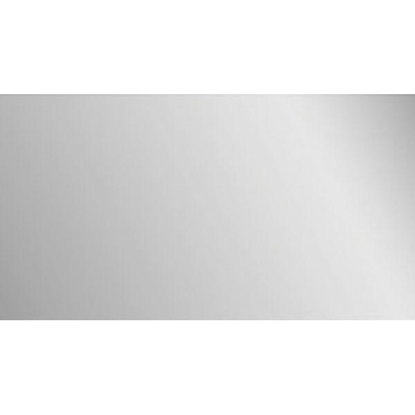 Плинтус пластиковый Идеал (Ideal) Комфорт, 2500 х 55 мм. К55, Металлик 081 / шт.