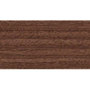 Плинтус пластиковый Идеал (Ideal) Комфорт, 2500 х 55 мм. К55, Орех темный 293 / шт.