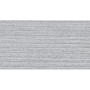 Плинтус пластиковый Идеал (Ideal) Комфорт, 2500 х 55 мм. К55, Ясень серый 253 / шт.