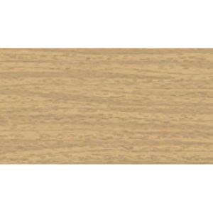 Плинтус пластиковый Идеал (Ideal) Комфорт, 2500 х 55 мм. К55, Бук 231 / шт.
