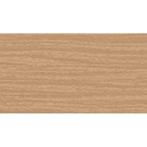 Плинтус пластиковый Идеал (Ideal) Комфорт, 2500 х 55 мм. К55, Бук красный 232 / шт.