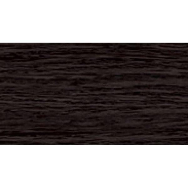 Плинтус пластиковый Идеал (Ideal) Комфорт, 2500 х 55 мм. К55, Венге черный 302 / шт.