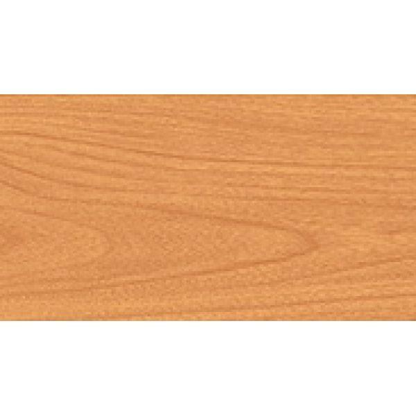Плинтус пластиковый Идеал (Ideal) Комфорт, 2500 х 55 мм. К55, Вишня дикая 242 / шт.