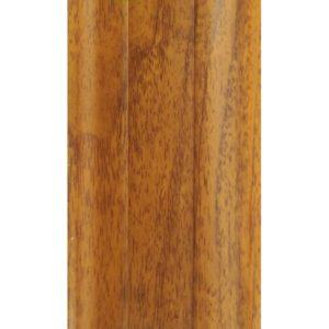 Напольный пластиковый плинтус пвх Идеал Комфорт к55 Мербау 336 (ideal Comfort 55х22х2500 мм)