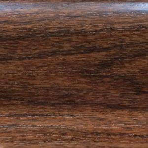 Плинтус напольный пластиковый Идеал Оптима, O55, 2500 х 55 мм. 3D Мербау-336 / шт.