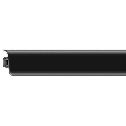 Высокий плинтус Technical 60 мм Черный