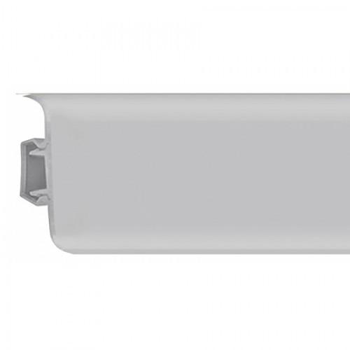 Высокий плинтус Technical 60 мм Серый