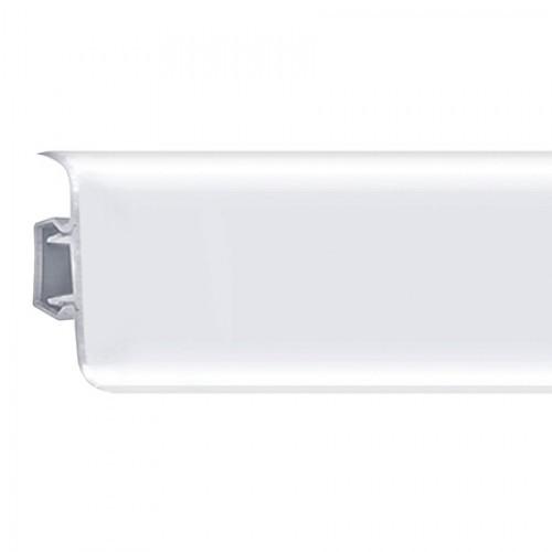 Высокий плинтус Technical 60 мм Белый