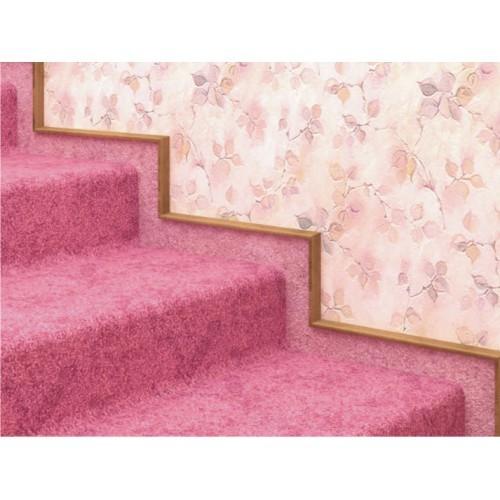 Плинтус Rico carpet для ковролина, Белый 529